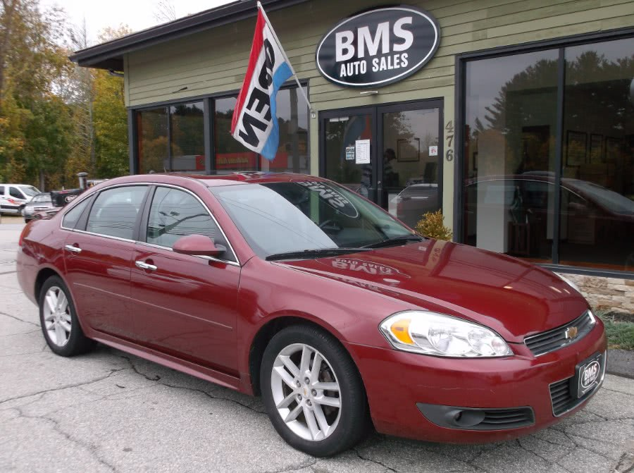 Used 2011 Chevrolet Impala in Brooklyn, Connecticut | Brooklyn Motor Sports Inc. Brooklyn, Connecticut