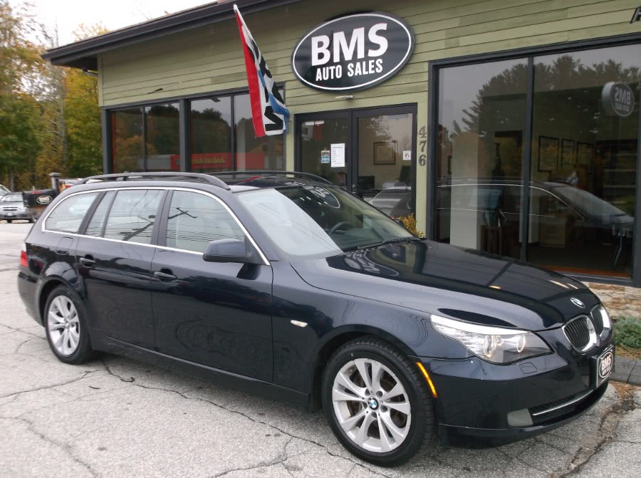Used 2010 BMW 5 Series in Brooklyn, Connecticut | Brooklyn Motor Sports Inc. Brooklyn, Connecticut