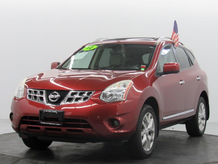 Used 2012 Nissan Rogue in Bronx, New York | Car Factory Inc.. Bronx, New York