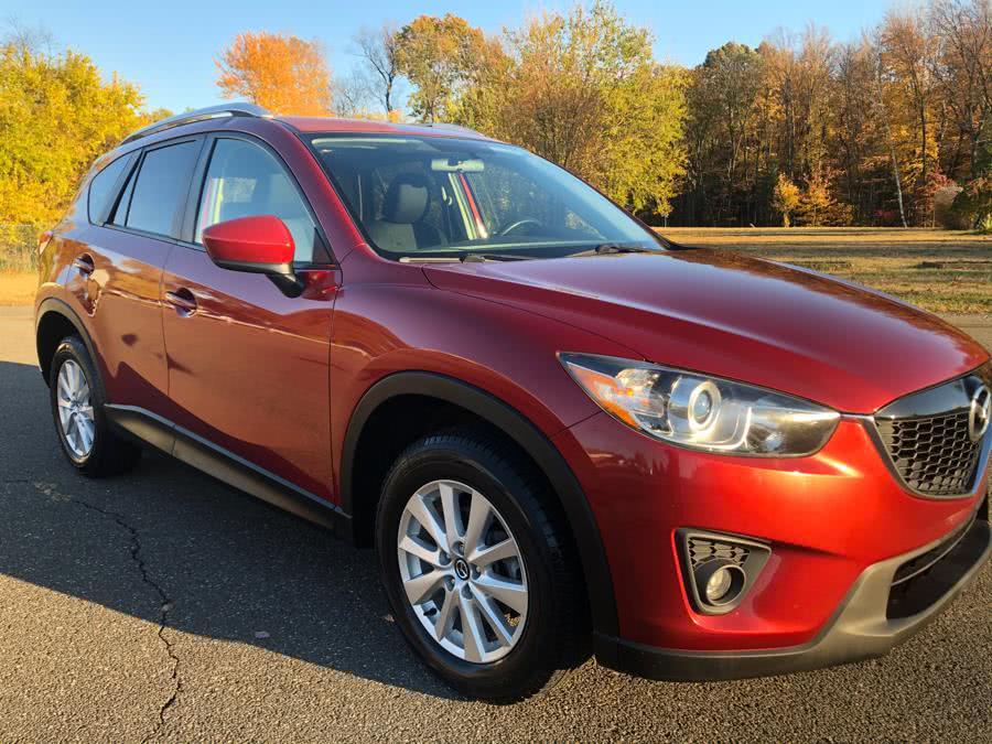 Used Mazda CX-5 AWD 4dr Auto Touring 2013 | Malkoon Motors. Agawam, Massachusetts