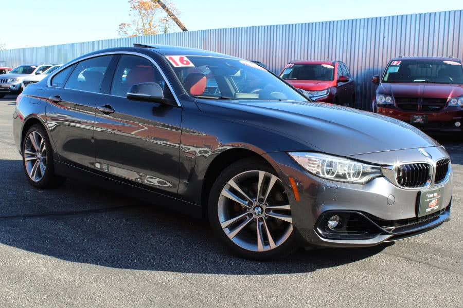 Used 2016 BMW 4 Series in Deer Park, New York | Car Tec Enterprise Leasing & Sales LLC. Deer Park, New York