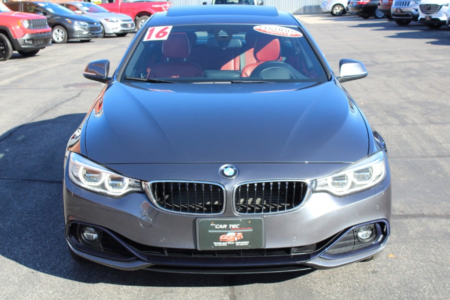 2016 BMW 4 Series 4dr Sdn 428i xDrive AWD Gran Coupe SULEV, available for sale in Deer Park, New York | Car Tec Enterprise Leasing & Sales LLC. Deer Park, New York