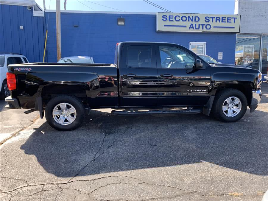 Used Chevrolet Silverado 1500 LT DOUBLE CAB 4WD 2017 | Second Street Auto Sales Inc. Manchester, New Hampshire