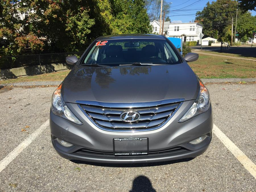 Used Hyundai Sonata 4dr Sdn 2.4L Auto GLS 2012 | Mike's Motors LLC. Stratford, Connecticut