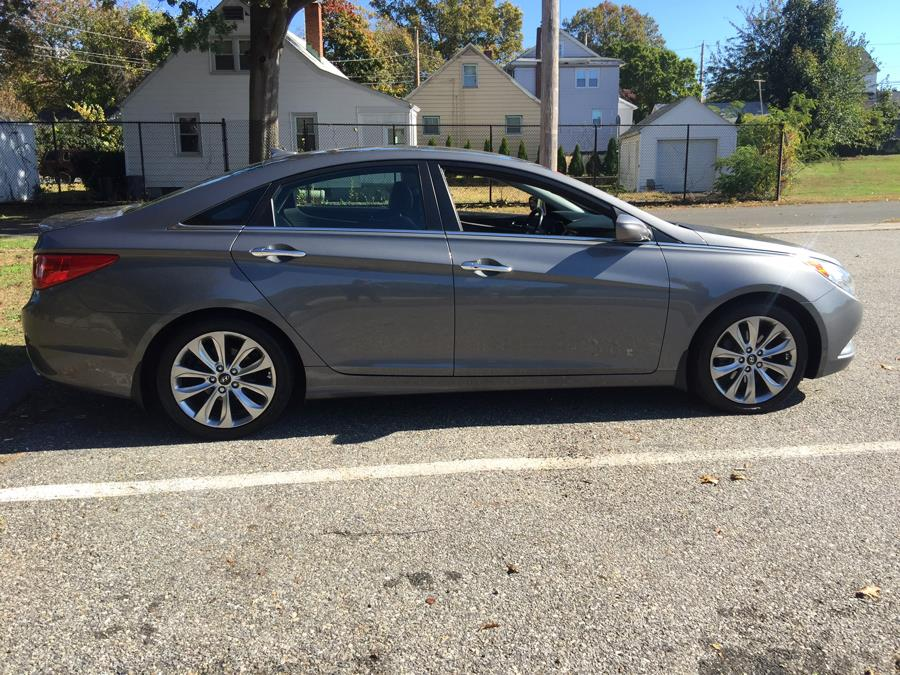 2012 Hyundai Sonata 4dr Sdn 2.4L Auto GLS, available for sale in Stratford, Connecticut | Mike's Motors LLC. Stratford, Connecticut