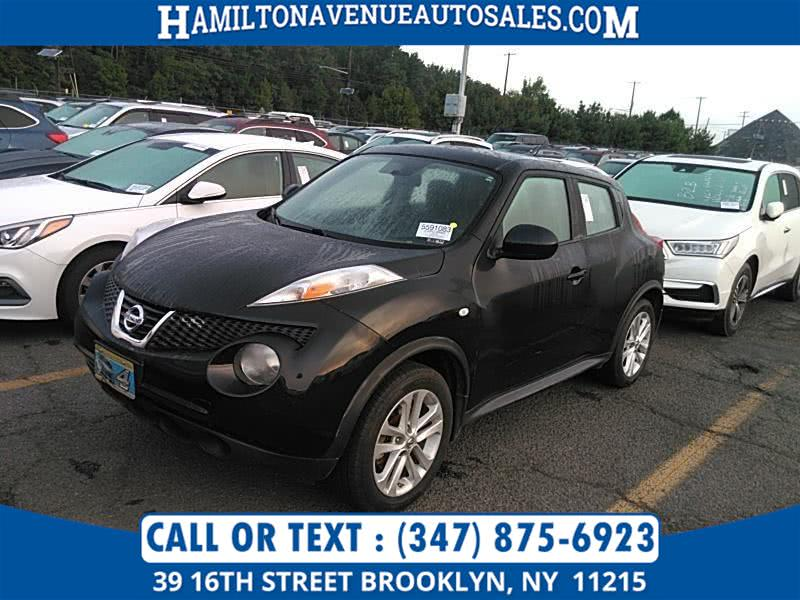Used 2013 Nissan JUKE in Brooklyn, New York | Hamilton Avenue Auto Sales DBA Nyautoauction.com. Brooklyn, New York