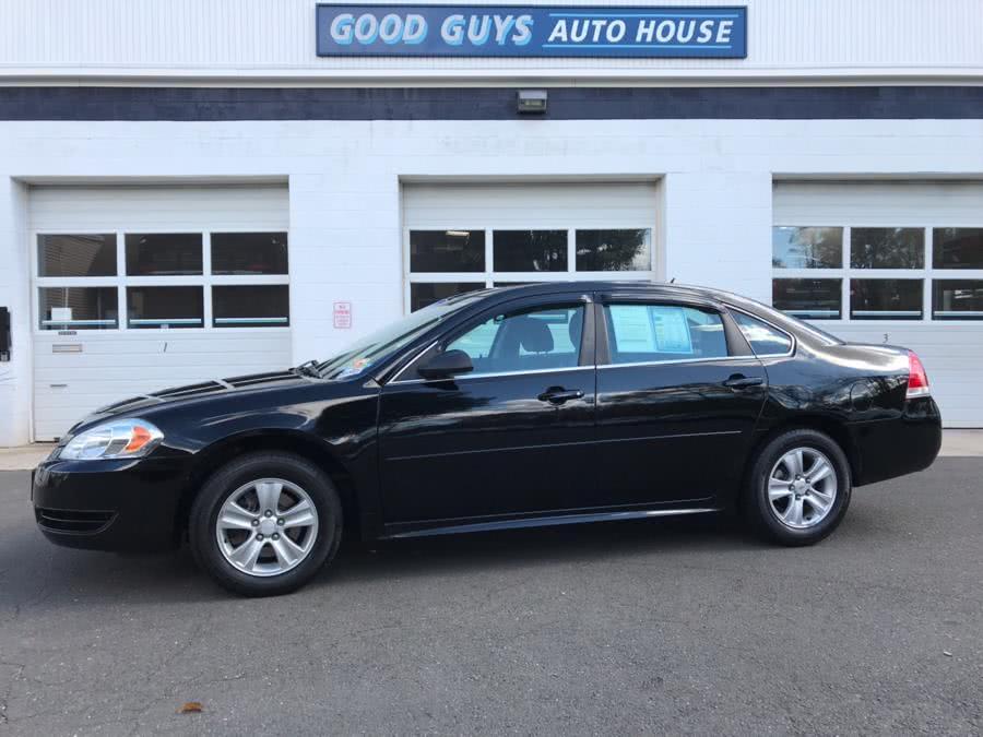 Used 2013 Chevrolet Impala in Southington, Connecticut | Good Guys Auto House. Southington, Connecticut