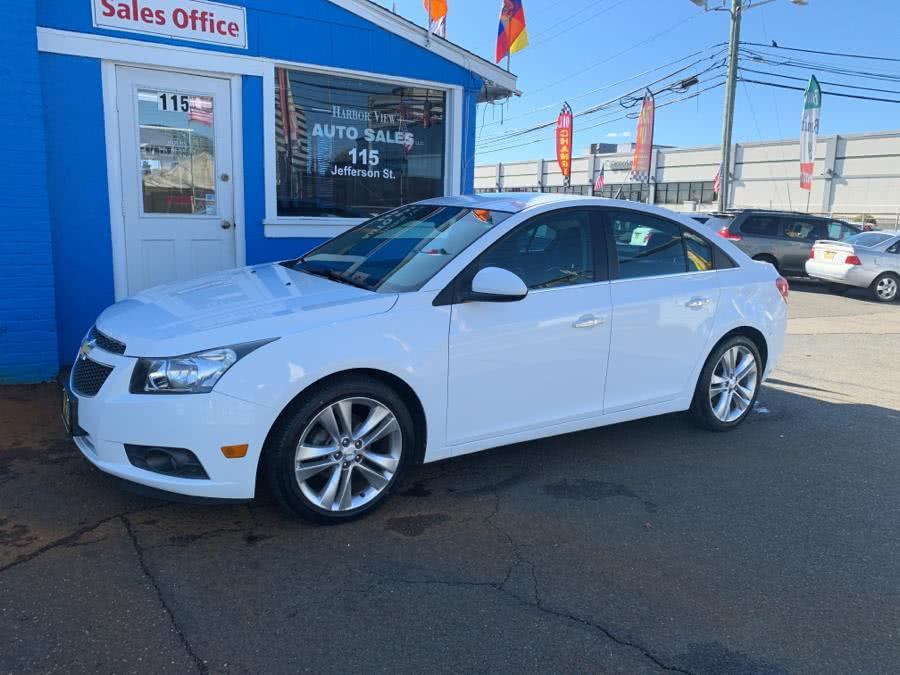 Used 2012 Chevrolet Cruze in Stamford, Connecticut | Harbor View Auto Sales LLC. Stamford, Connecticut