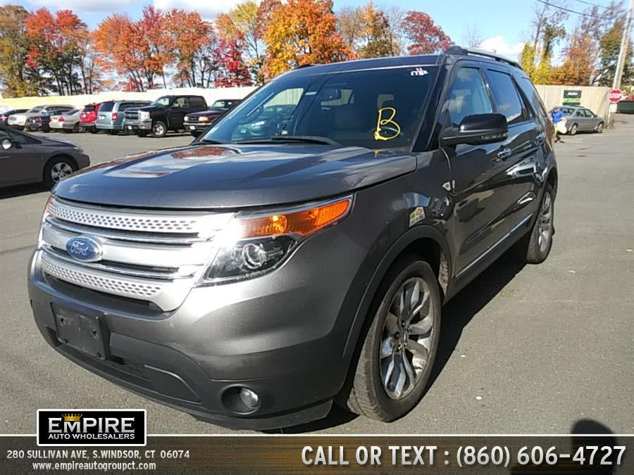 Used 2011 Ford Explorer in S.Windsor, Connecticut | Empire Auto Wholesalers. S.Windsor, Connecticut