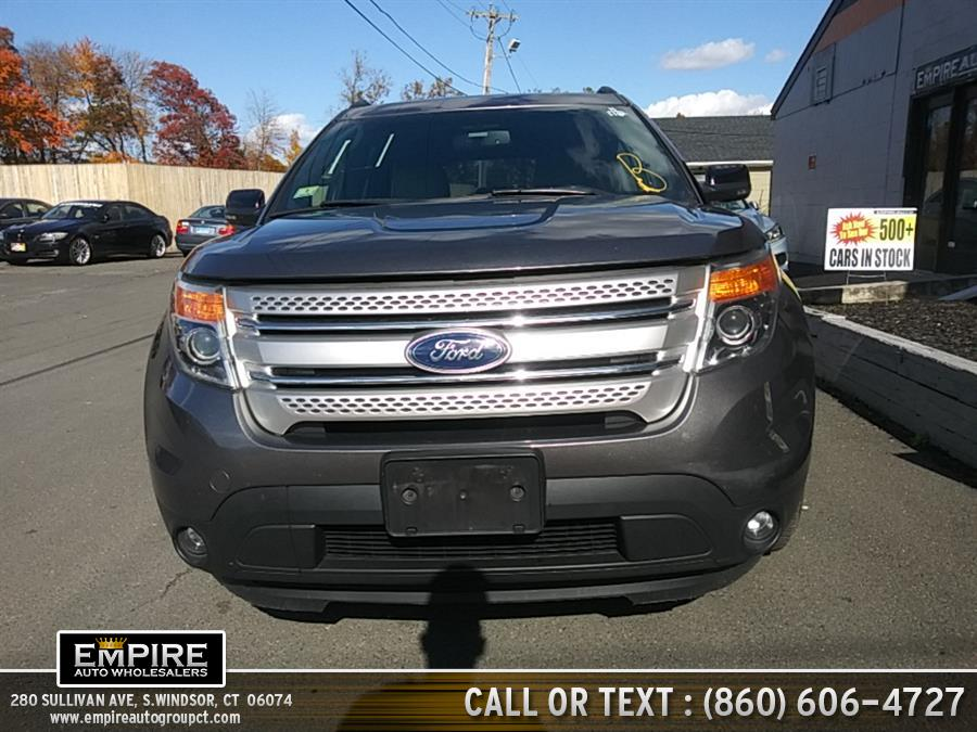 Used Ford Explorer 4WD 4dr XLT 2011 | Empire Auto Wholesalers. S.Windsor, Connecticut