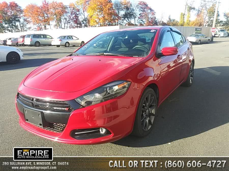Used 2016 Dodge Dart in S.Windsor, Connecticut | Empire Auto Wholesalers. S.Windsor, Connecticut