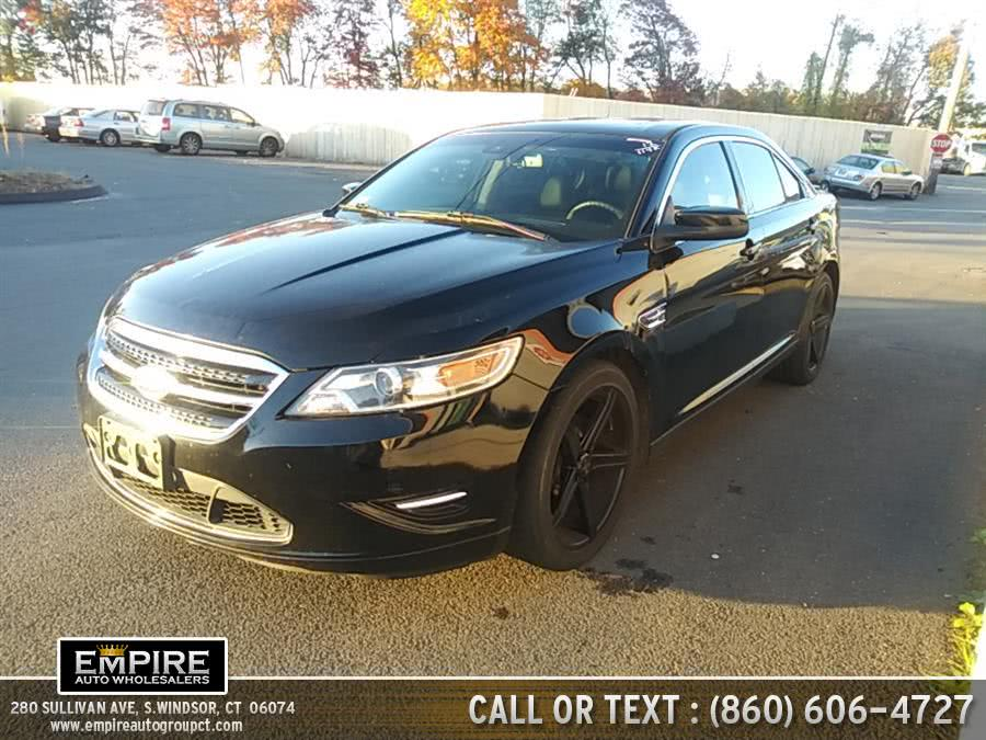 Used 2012 Ford Taurus in S.Windsor, Connecticut | Empire Auto Wholesalers. S.Windsor, Connecticut