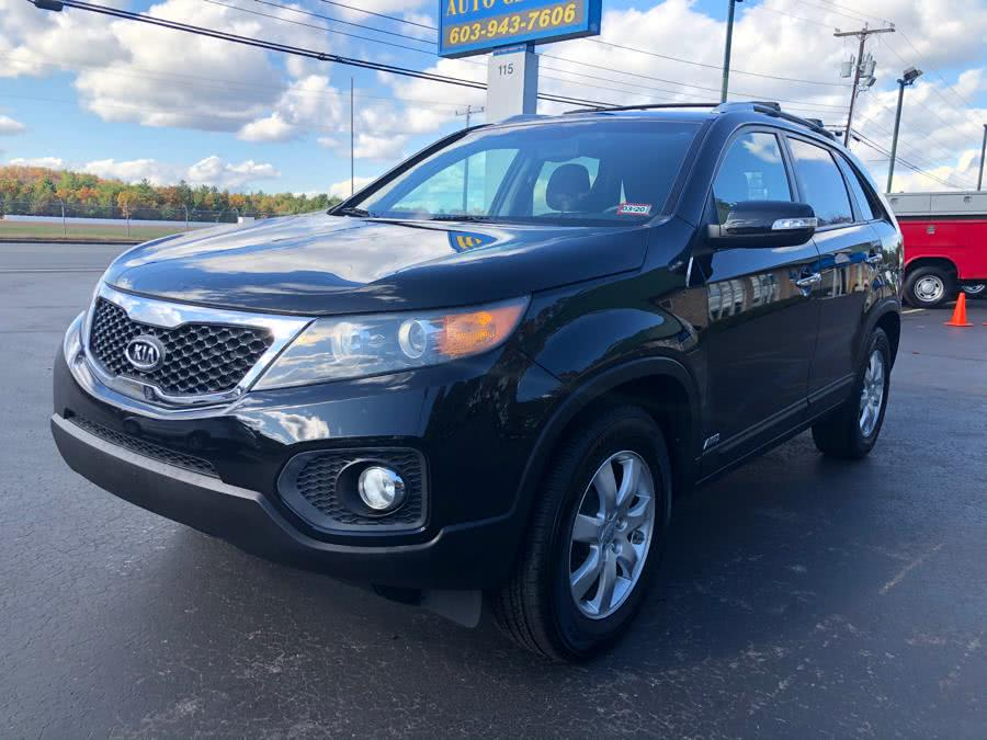 Used Kia Sorento AWD GDI LX 2012 | RH Cars LLC. Merrimack, New Hampshire