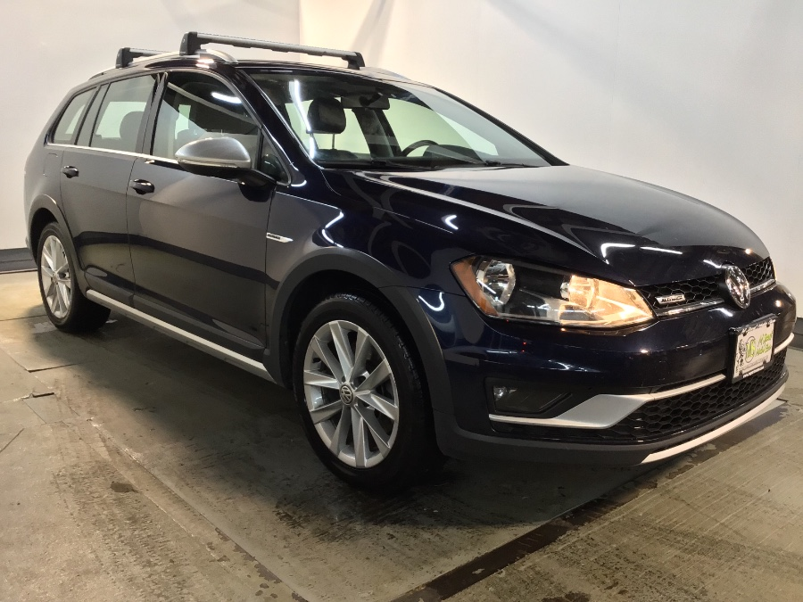 2017 Volkswagen Golf Alltrack 1.8T SE DSG, available for sale in Hillside, New Jersey | M Sport Motor Car. Hillside, New Jersey