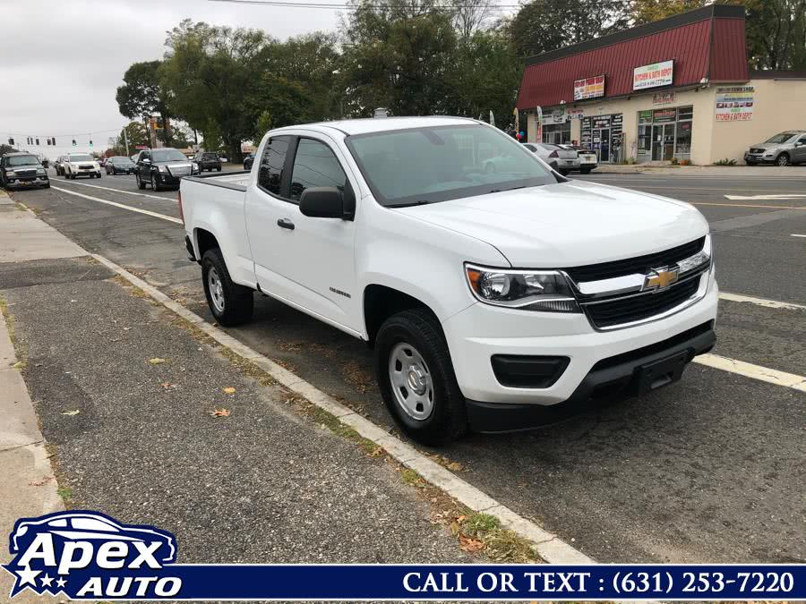 Used 2015 Chevrolet Colorado in Selden, New York | Apex Auto. Selden, New York