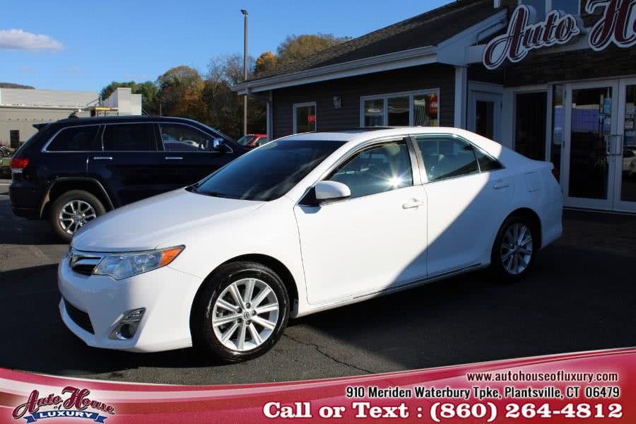 Used 2014 Toyota Camry in Plantsville, Connecticut | Auto House of Luxury. Plantsville, Connecticut