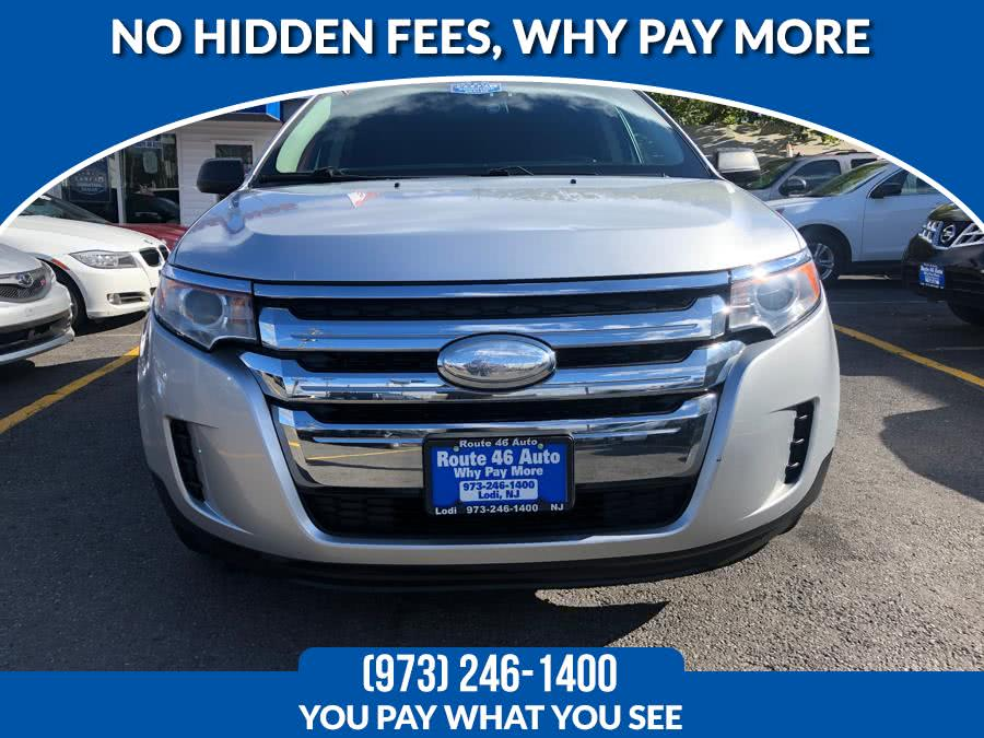 Used 2014 Ford Edge in Lodi, New Jersey | Route 46 Auto Sales Inc. Lodi, New Jersey