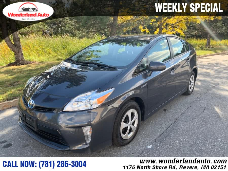 Used 2012 Toyota Prius in Revere, Massachusetts | Wonderland Auto. Revere, Massachusetts