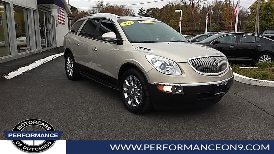 Used 2012 Buick Enclave in Wappingers Falls, New York | Performance Motorcars Inc. Wappingers Falls, New York