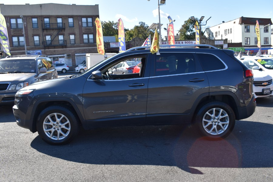2017 Jeep Cherokee Latitude 4x4, available for sale in Irvington, New Jersey | Foreign Auto Imports. Irvington, New Jersey