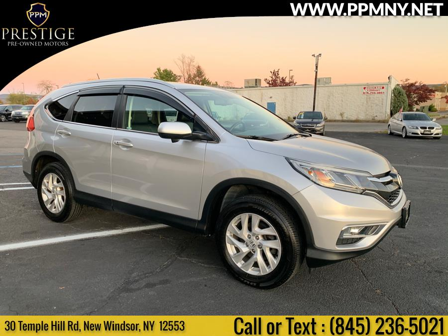 2015 Honda CR-V AWD 5dr EX-L, available for sale in New Windsor, New York | Prestige Pre-Owned Motors Inc. New Windsor, New York