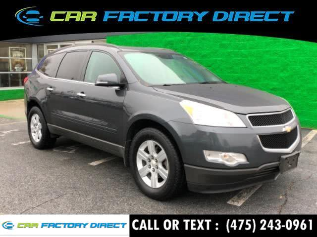 Used Chevrolet Traverse LT w/2LT awd 2011 | Car Factory Direct. Milford, Connecticut