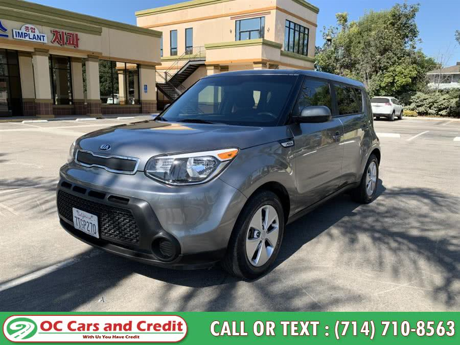 Used 2016 Kia Soul in Garden Grove, California | OC Cars and Credit. Garden Grove, California