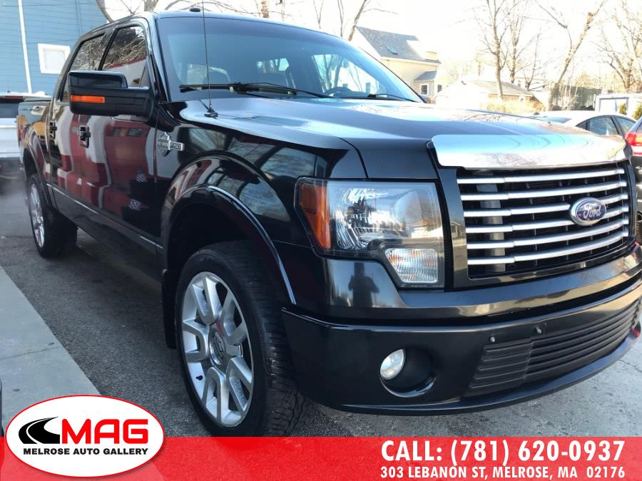 Used Ford F-150 AWD SuperCrew 145