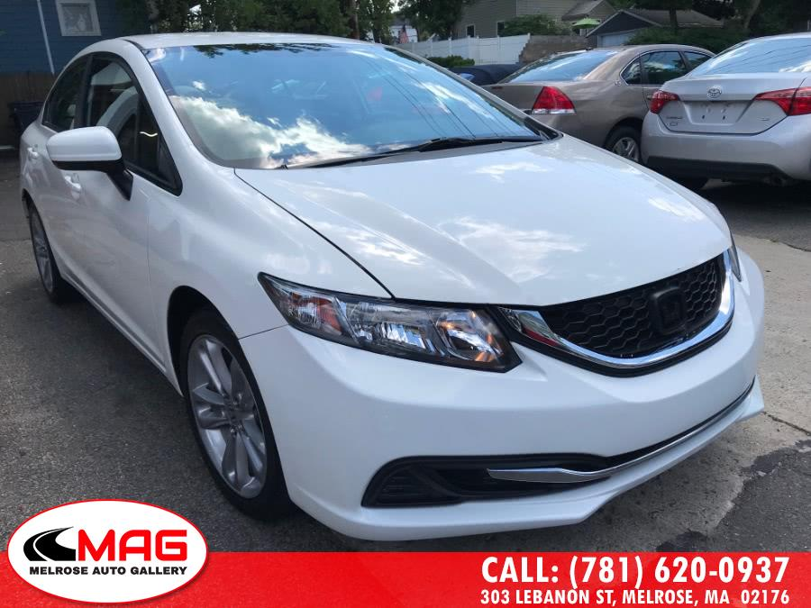 Used 2015 Honda Civic Sedan in Melrose, Massachusetts | Melrose Auto Gallery. Melrose, Massachusetts