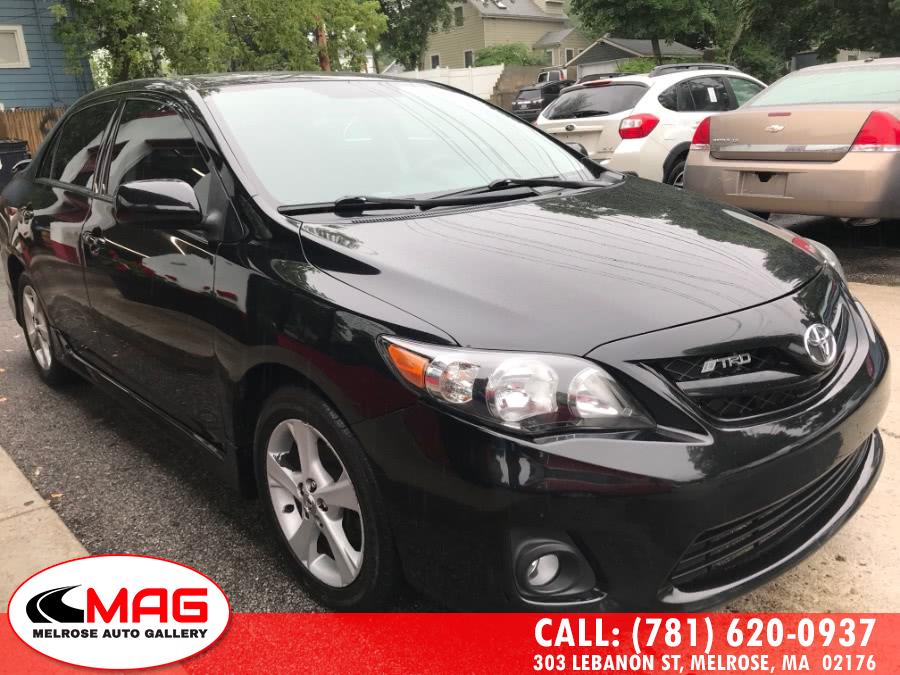 Used 2012 Toyota Corolla in Melrose, Massachusetts | Melrose Auto Gallery. Melrose, Massachusetts