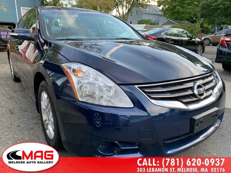 2010 Nissan Altima 4dr Sdn I4 CVT 2.5 SL, available for sale in Melrose, Massachusetts | Melrose Auto Gallery. Melrose, Massachusetts