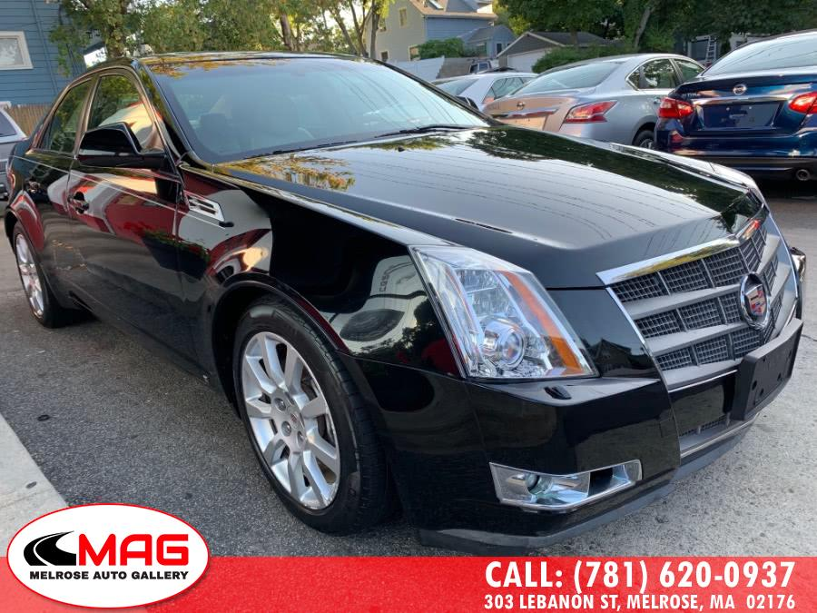 Used 2008 Cadillac CTS in Melrose, Massachusetts | Melrose Auto Gallery. Melrose, Massachusetts