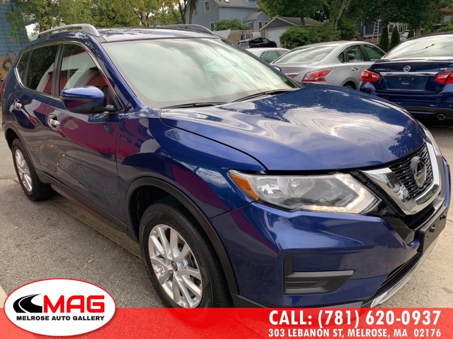 Used 2018 Nissan Rogue in Melrose, Massachusetts | Melrose Auto Gallery. Melrose, Massachusetts