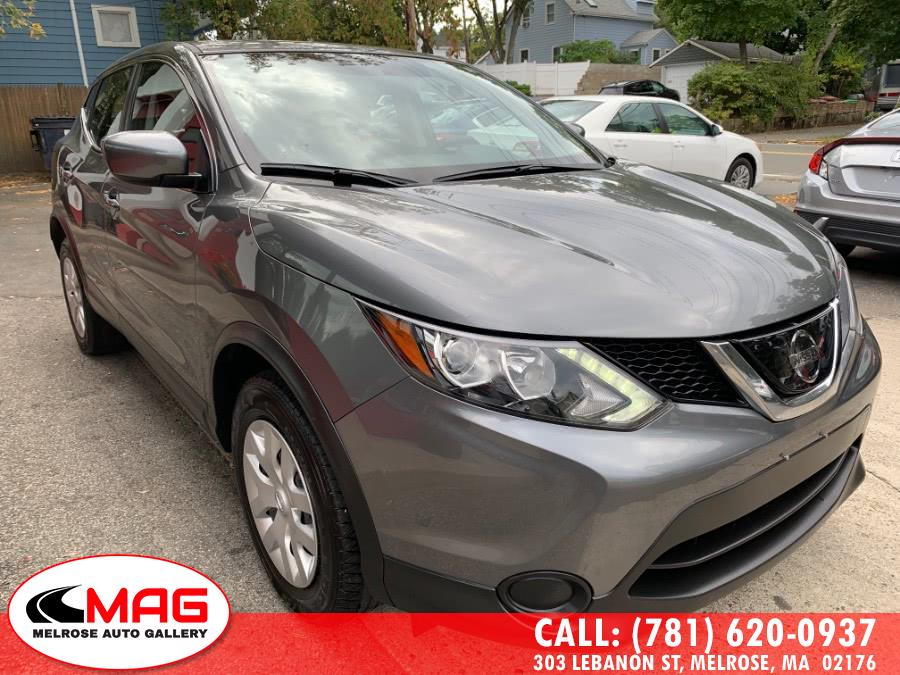 Used Nissan Rogue Sport 2018.5 AWD SV 2018 | Melrose Auto Gallery. Melrose, Massachusetts