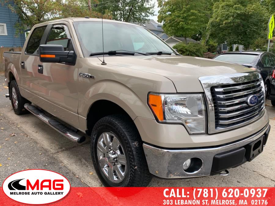 Used Ford F-150 4WD SuperCrew 157