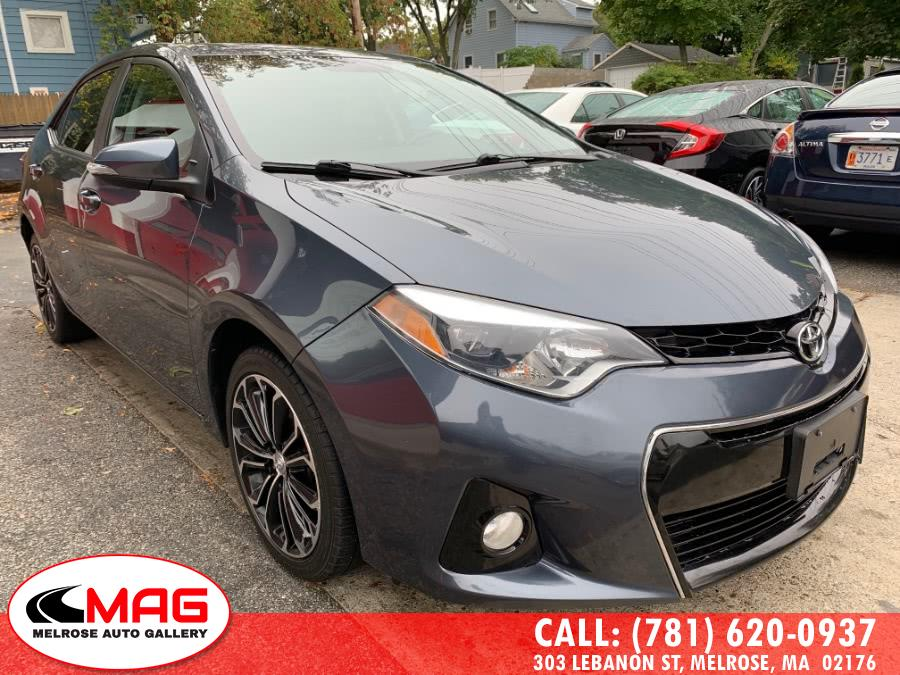 Used 2015 Toyota Corolla in Melrose, Massachusetts | Melrose Auto Gallery. Melrose, Massachusetts
