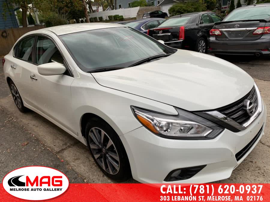 Used 2017 Nissan Altima in Melrose, Massachusetts | Melrose Auto Gallery. Melrose, Massachusetts