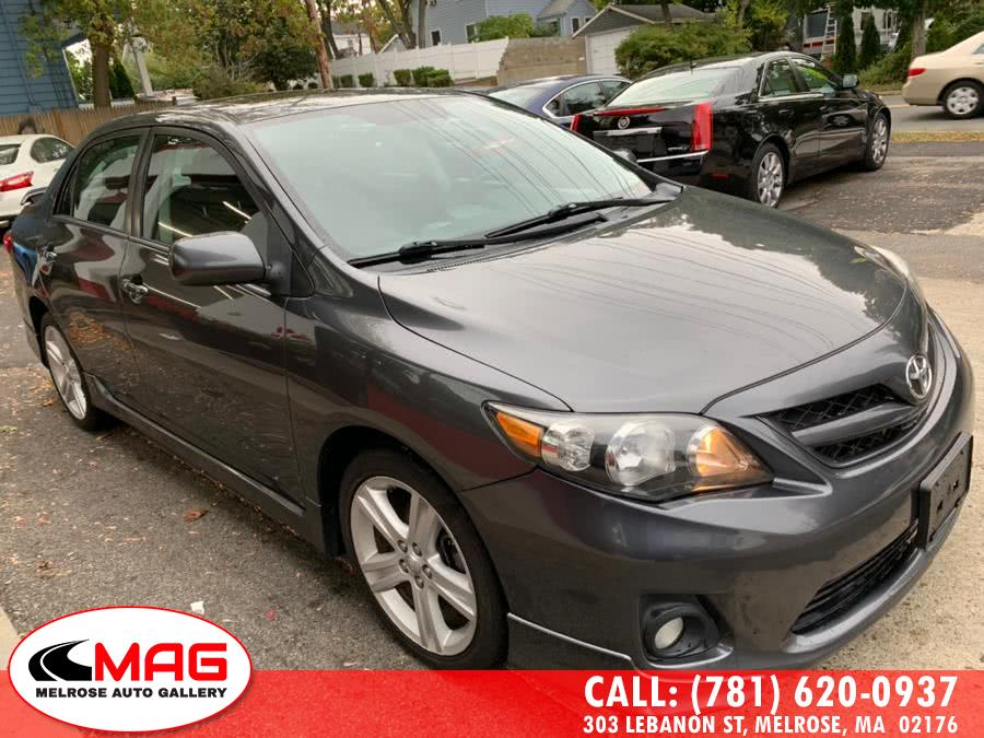 Used 2013 Toyota Corolla in Melrose, Massachusetts | Melrose Auto Gallery. Melrose, Massachusetts