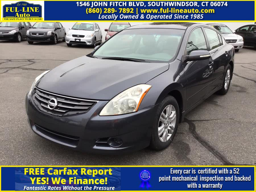 Used 2010 Nissan Altima in South Windsor , Connecticut | Ful-line Auto LLC. South Windsor , Connecticut