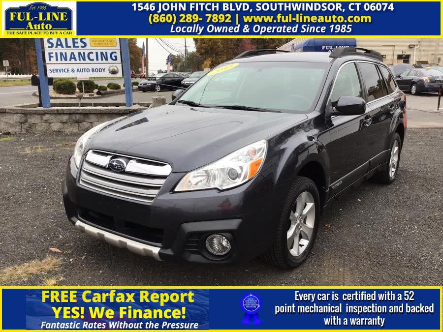 Used 2013 Subaru Outback in South Windsor , Connecticut | Ful-line Auto LLC. South Windsor , Connecticut