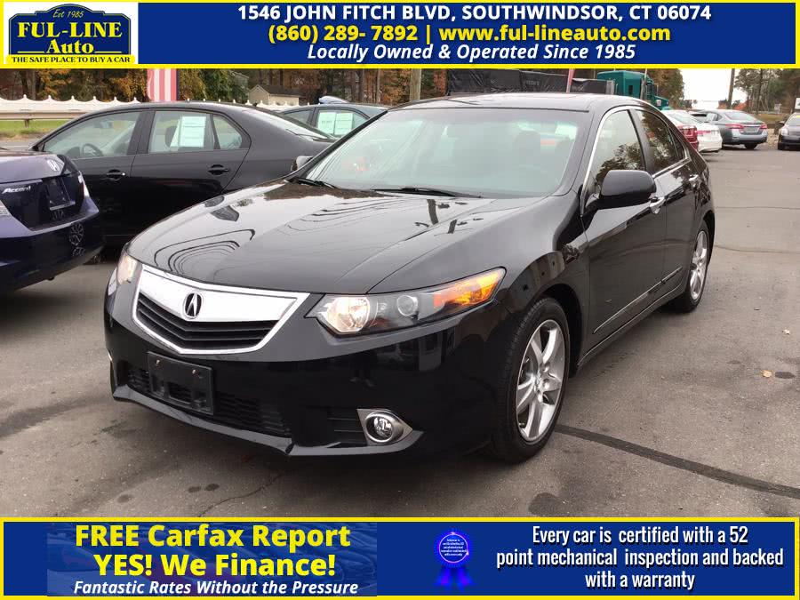 Used 2013 Acura TSX in South Windsor , Connecticut | Ful-line Auto LLC. South Windsor , Connecticut