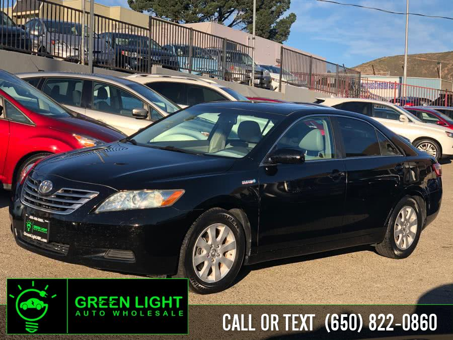 Used 2008 Toyota Camry Hybrid in Daly City, California | Green Light Auto Wholesale. Daly City, California