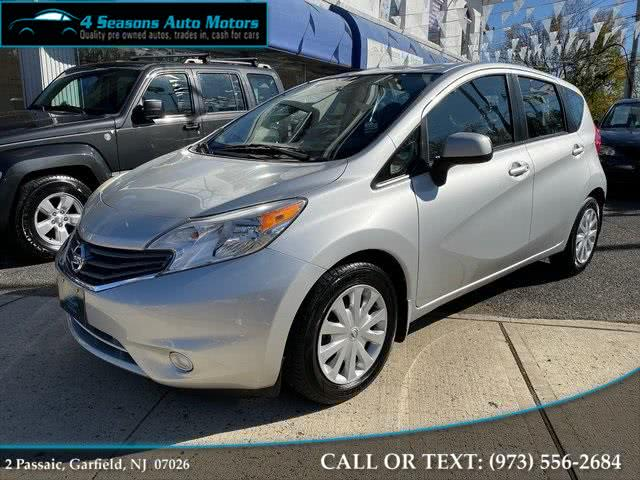 Used 2014 Nissan Versa Note in Garfield, New Jersey | 4 Seasons Auto Motors. Garfield, New Jersey