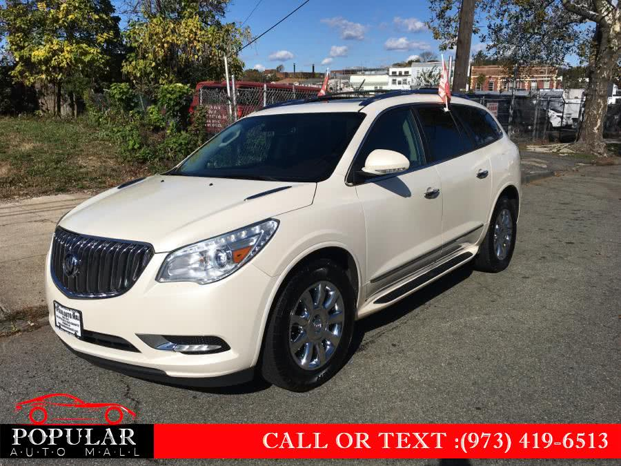 Used 2015 Buick Enclave in Newark , New Jersey | Popular Auto Mall Inc . Newark , New Jersey