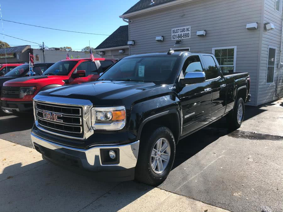 "2015 GMC Sierra 1500 4WD Double Cab 143.5"" SLE, available for sale in Selden, NY"
