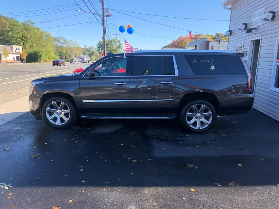Used Cadillac Escalade ESV 4WD 4dr Luxury 2015 | Select Cars Inc. Selden, New York