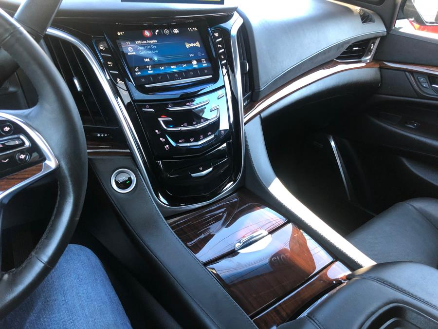2015 Cadillac Escalade ESV 4WD 4dr Luxury, available for sale in Selden, New York | Select Cars Inc. Selden, New York