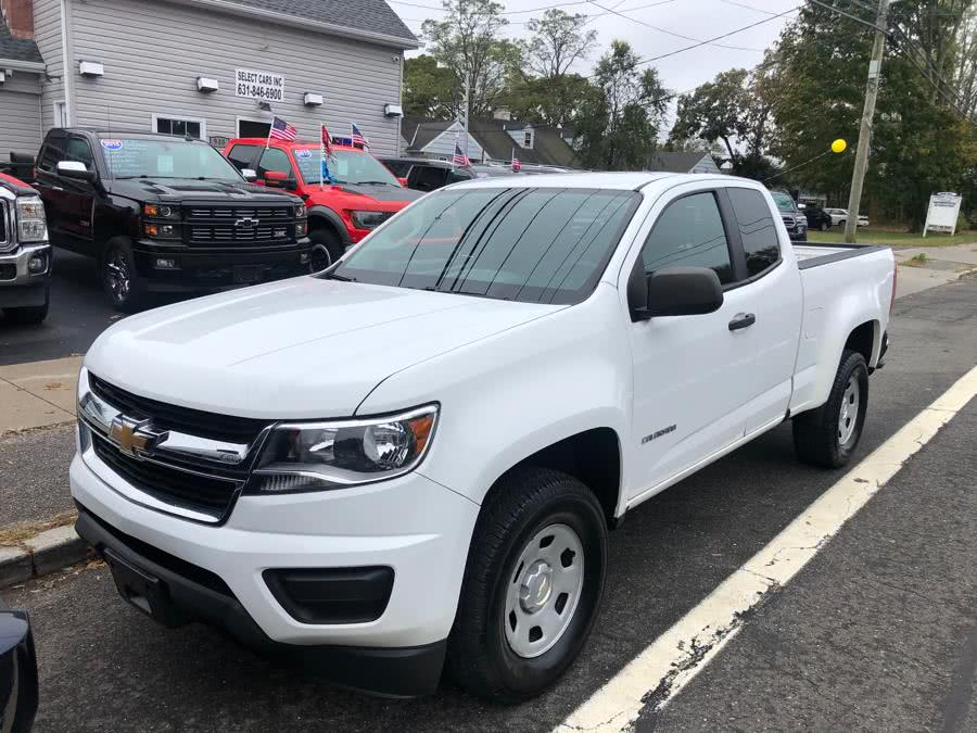 Used Chevrolet Colorado 2WD Ext Cab 128.3