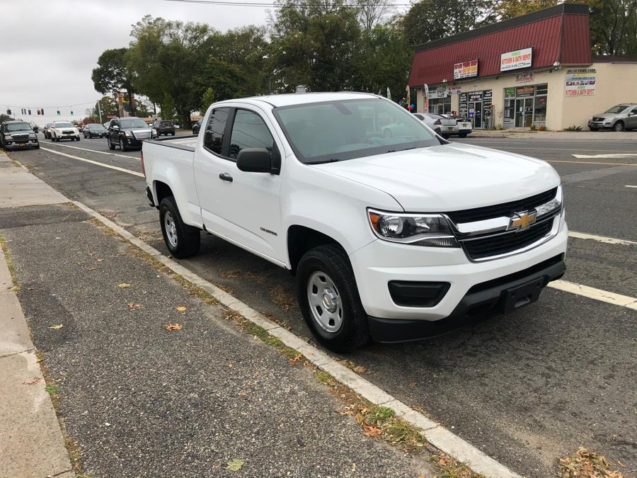 """Used Chevrolet Colorado 2WD Ext Cab 128.3"""" WT 2015 