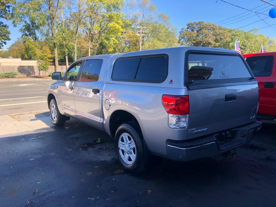 Used Toyota Tundra 4WD Truck CrewMax 5.7L V8 6-Spd AT (Natl) 2010 | Select Cars Inc. Selden, New York